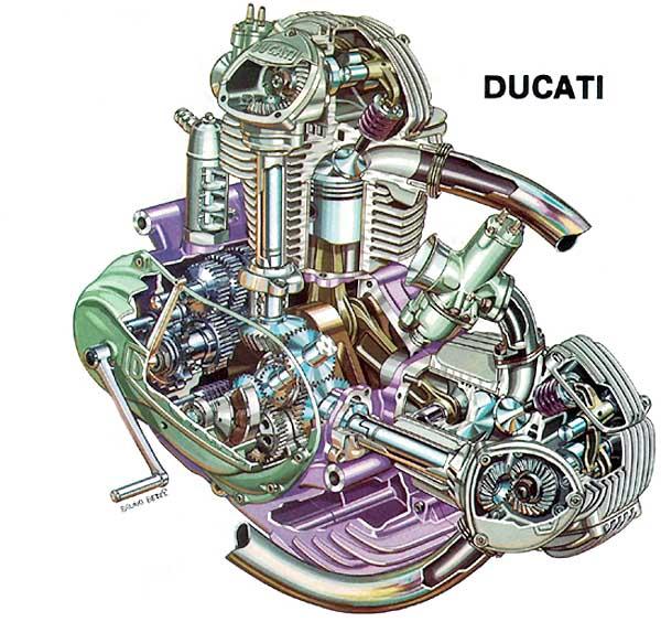ducati engine diagrams parts archives classic italian bikes  parts archives classic italian bikes